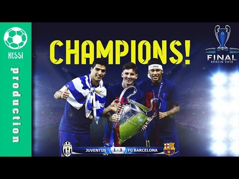 FC Barcelona – Road To Glory ● BERLIN 2015 – Champions League
