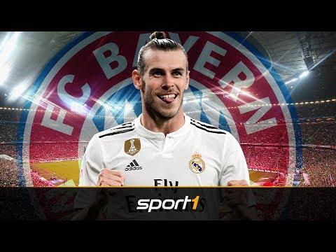 Neuer Deal: Wechselt Gareth Bale nun doch zu den Bayern? | SPORT1 – TRANSFERMARKT