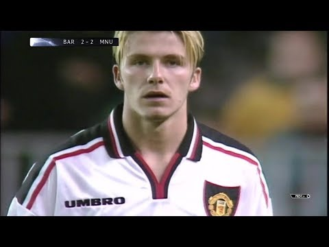 Barcelona 3-3 Manchester United – UCL 1998/1999 [HD]