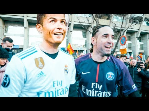 REAL VS PSG | SÉAN GARNIER feat S3