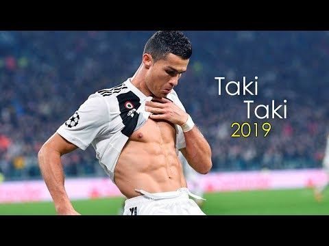 Cristiano Ronaldo – Taki Taki | Juventus | Skills & Goals 2018/2019 | HD