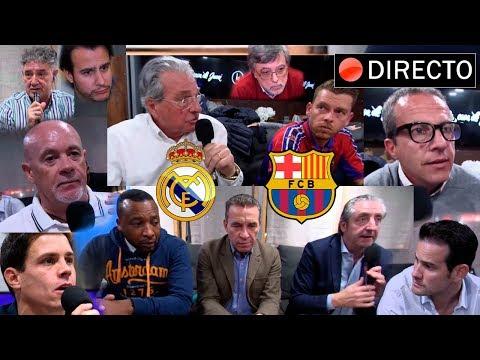 Real Madrid 0-3 Barça con EL CHIRINGUITO | CLÁSICO VUELTA COPA DEL REY