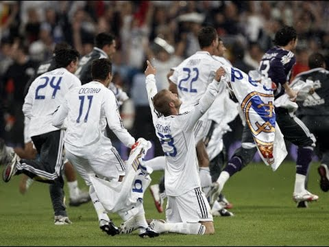 Real Madrid ● Crazy Matches in Memory (Part 1) ● Remontada historica I