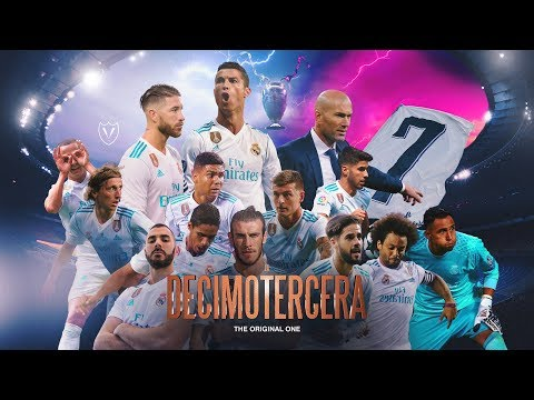 La Décimotercera – Real Madrid 2018 Film