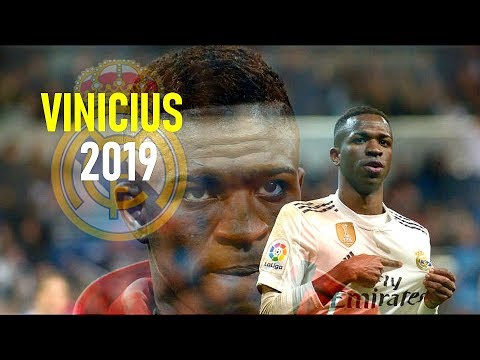 Vinicius Jr 2019 – Next Generation – Unreal Skills Goals & Assists – Real Madrid