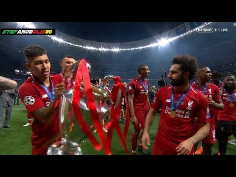 Liverpool Vs Tottenham 2-0 ⚽ Full Highlights & All Goals ⚽ Champions League Final Madrid 2019 ⚽ HD