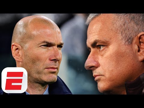 Jose Mourinho reacts to Zinedine Zidane's Real Madrid Return