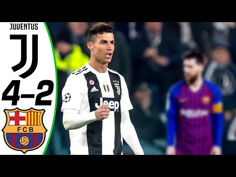 Juventus vs Barcelona 4-2 – All Goals & Extended Highlights – Résumén y Goles ( Last Matches ) HD