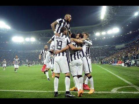 FT Juventus vs Real Madrid 2-1 5/5/2015 All Goals & Highlights