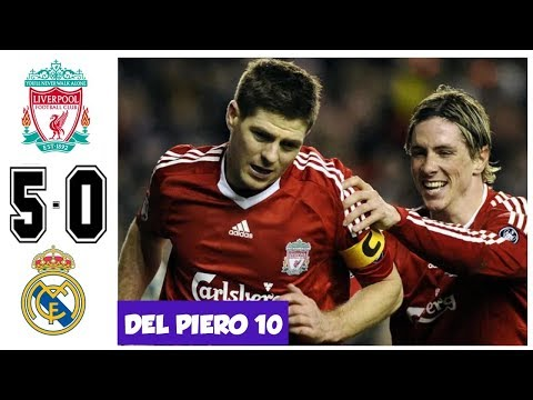 Recalling The Night Liverpool Destroyed Real Madrid 5-0 on Aggregate