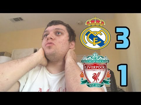 Real Madrid vs Liverpool(3-1) 2018 UCL Final REACTION// Bale's Bicycle Kick Goal=Amazing!