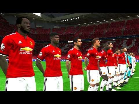 Manchester United vs Real Madrid UEFA Super Cup Final 2017 Gameplay