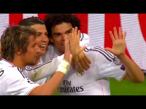 Bayern Munich vs Real Madrid 0-4 Highlights 2013-14 HD 720p (English Commentary)