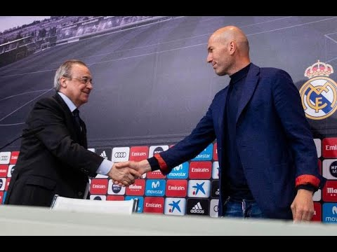 Zidane quits as Real Madrid coach after 3rd Champions League