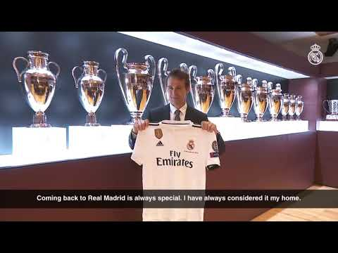 Exclusive Interview with coach of Real Madrid Julen Lopetegui