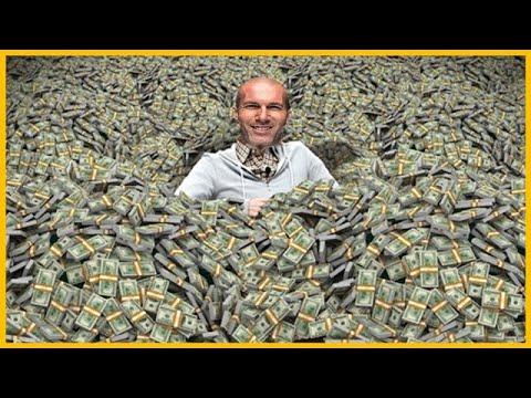Real Madrid: le salaire démentiel de Zidane, l'entraîneur le mieux payé de la planète foot