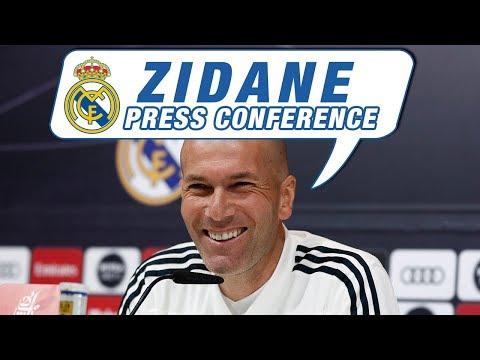 Zidane press conference | Valencia vs Real Madrid