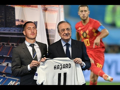 Eden Hazard  Welcome To Real Madrid? Confirmed & Rumours Summer Transfers 2019 |HD