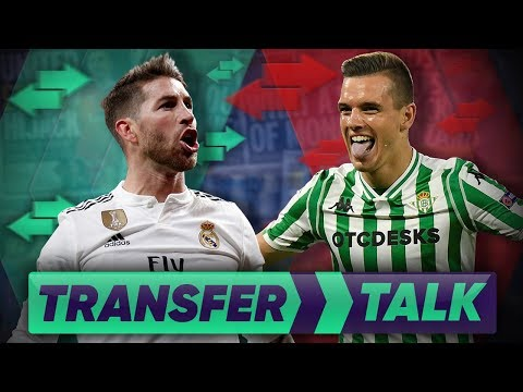 Sergio Ramos Confirms He Is STAYING At Real Madrid! | Transfer Talk