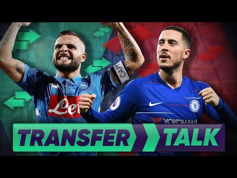 Have Chelsea Confirmed Eden Hazard's Transfer To Real Madrid?! | Transfer Talk