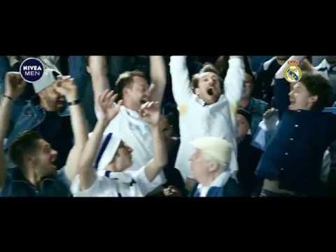 NIVEA MEN in Real Madrid predstavljata: Black & White dezodorant