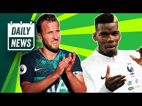 Real Madrid's NEW manager, Martial and Pogba OUT + West Ham's Nasri gamble ► Onefootball Daily News