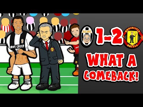 🔥MAN UNITED BEAT JUVENTUS! 1-2!🔥 (Juan Mata Song Champions League 2018 Parody Goals Highlights)