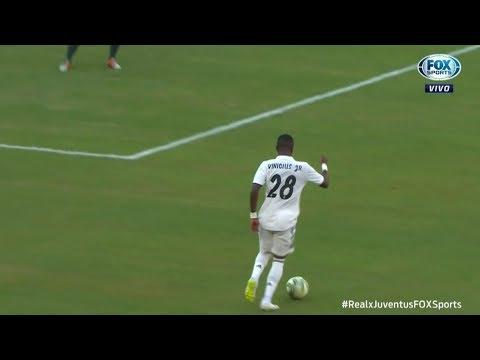 Vinícius Júnior vs Juventus HD 720p (04/08/2018)