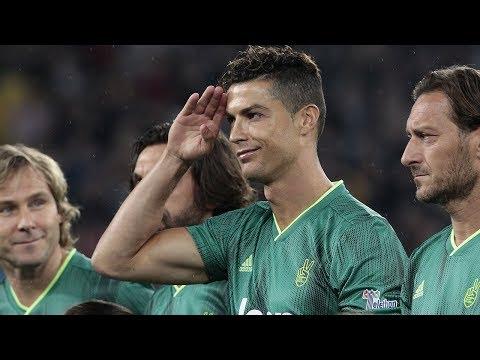 Cristiano Ronaldo – Goals & Skills – Charity Match 2019
