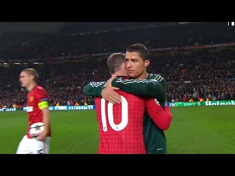Cristiano Ronaldo Vs Manchester United Away HD 720p (05/03/2013)