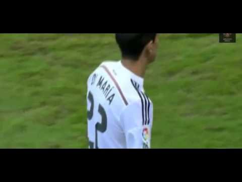 Despedida de Angel Di Maria – Di maria se va del Real Madrid 2014