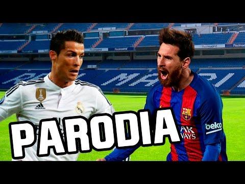 Canción Real Madrid – Barcelona 2-3 (Parodia Ahora Dice ft. J. Balvin, Ozuna, Arcángel) 2017