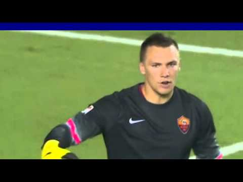 [VIDEO]As Roma VS real Madrid 2014 1-0 Goals and Highlights