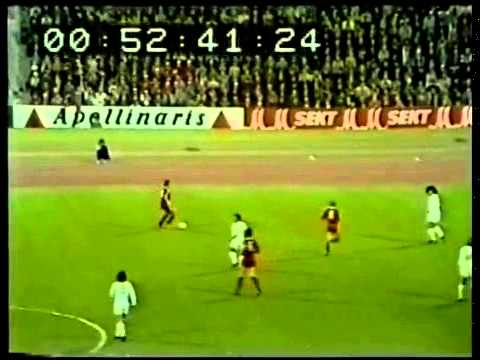 Gerd Muller vs Real Madrid – 1975-76 European Cup Semi Final 2nd leg