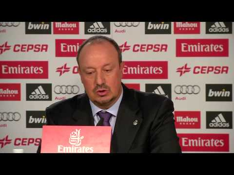 Rafa Benitez unveiled as Real Madrid coach, refuses to discuss Iker Casillas