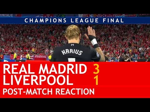 """KARIUS LET US DOWN!"" Real Madrid v Liverpool 3-1 Fan Reaction #UCLFinal"