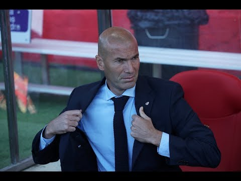 Real Madrid's La Liga defeat to Girona was unexpected: Zinedine Zidane