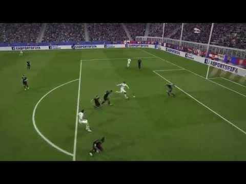 So much chemistry. | Fifa 15 | Real Madrid vs Bayern Munich | By Giuseppe