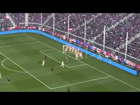 FAIL! LOL | Fifa 15 | Real Madrid vs Bayern Munich | By Giuseppe