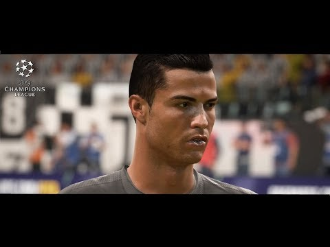 FIFA 18 Cinematic: JUVENTUS VS REAL MADRID |UEFA Champions League 2018| by Pirelli7