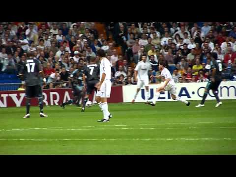 Raul Gonzalez last match at Real madrid HD