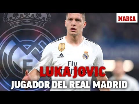 Jovic ficha por el Real Madrid   I MARCA
