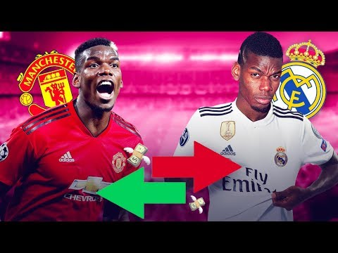 6 players Real Madrid could sacrifice to get Pogba – Oh My Goal