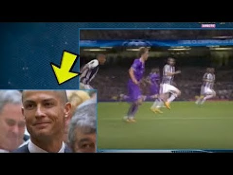 Cristiano Ronaldo REACTION to his GOALS vs Buffon ~Real Madrid vs Juventus 4:1 UCl Final