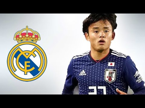 TAKEFUSA KUBO | 久保 建英 | Welcome To Real Madrid 2019 | Ultimate Goals & Dribbling Skills (HD)