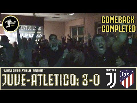 Juventus-Atlético Madrid: 3-0 |Live Reaction| – JCD MALPENSA