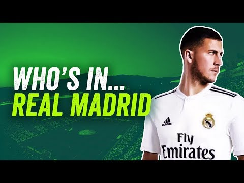 Will Mendy and Hazard win La Liga for Real Madrid? ► Who's In