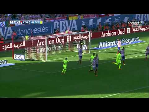 Atletico Madrid vs Barcelona 720p Full Match | 17-05-2015