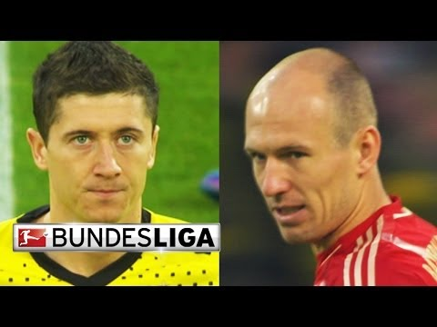 Borussia Dortmund vs. Bayern Munich – Full Game 2012 (First Half)