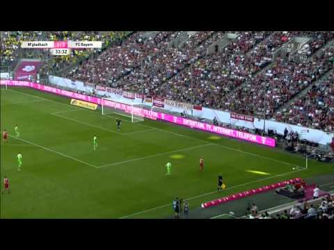 FC Bayern Munich vs Borussia Mönchengladbach Telekom Cup 2013 Final Full Match HD 21/07/2013